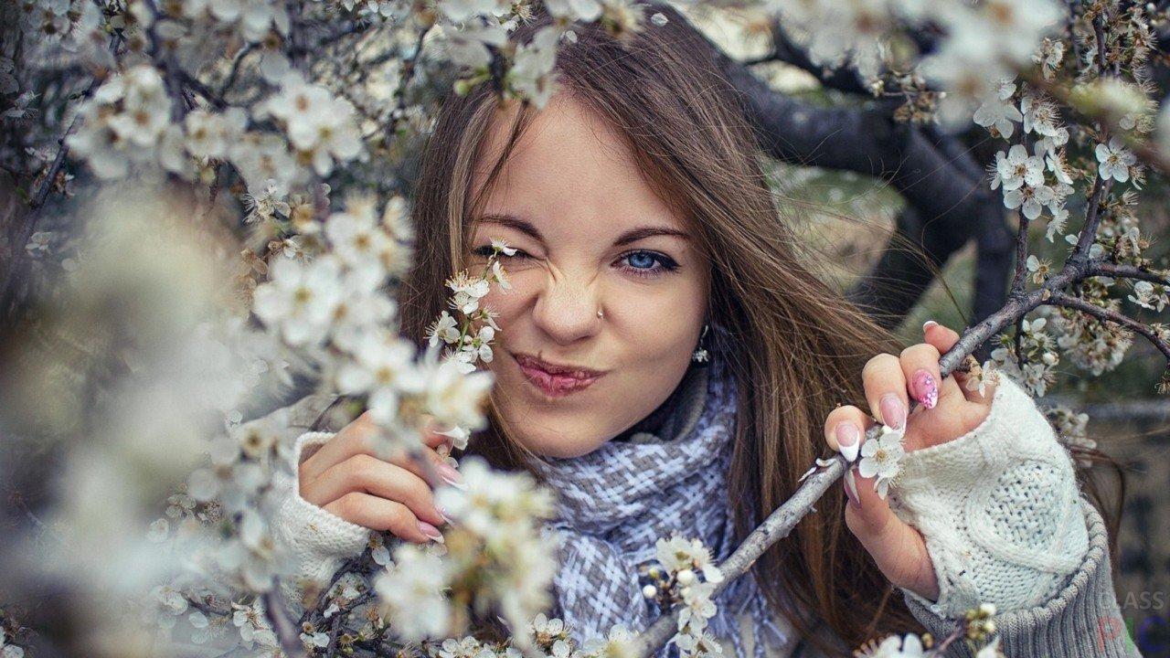 Фото красивой девушке любительское фото