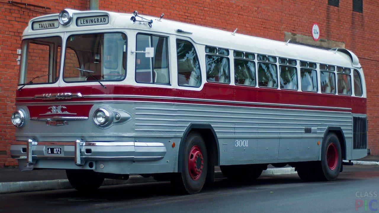 думаю, фото ретро автобусов несколько раз