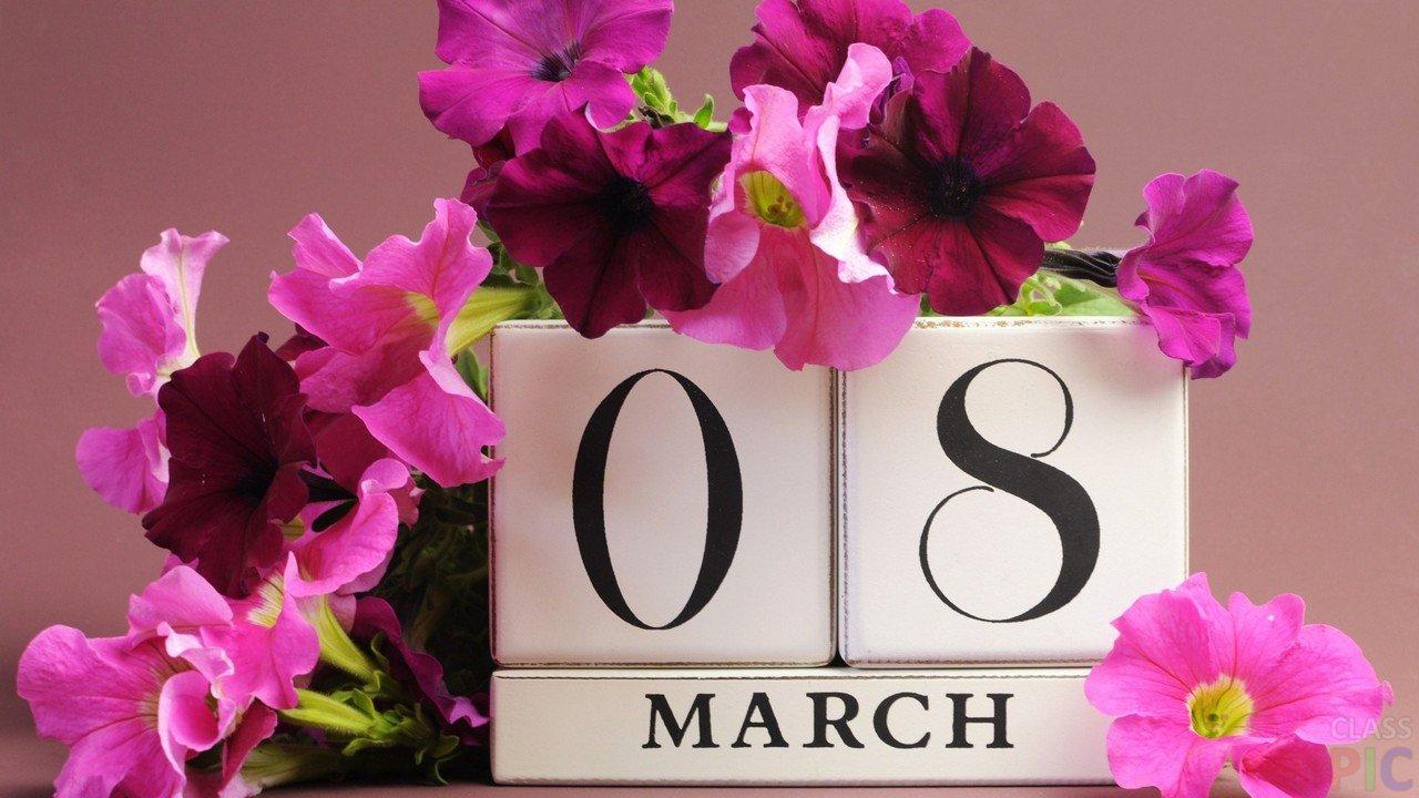 Картинки к 8 марта