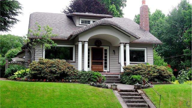 Небольшие красивые дома (35 фото)