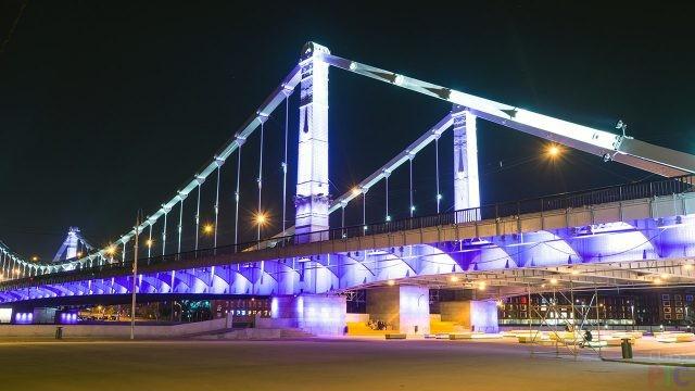 Фото мостов Москвы