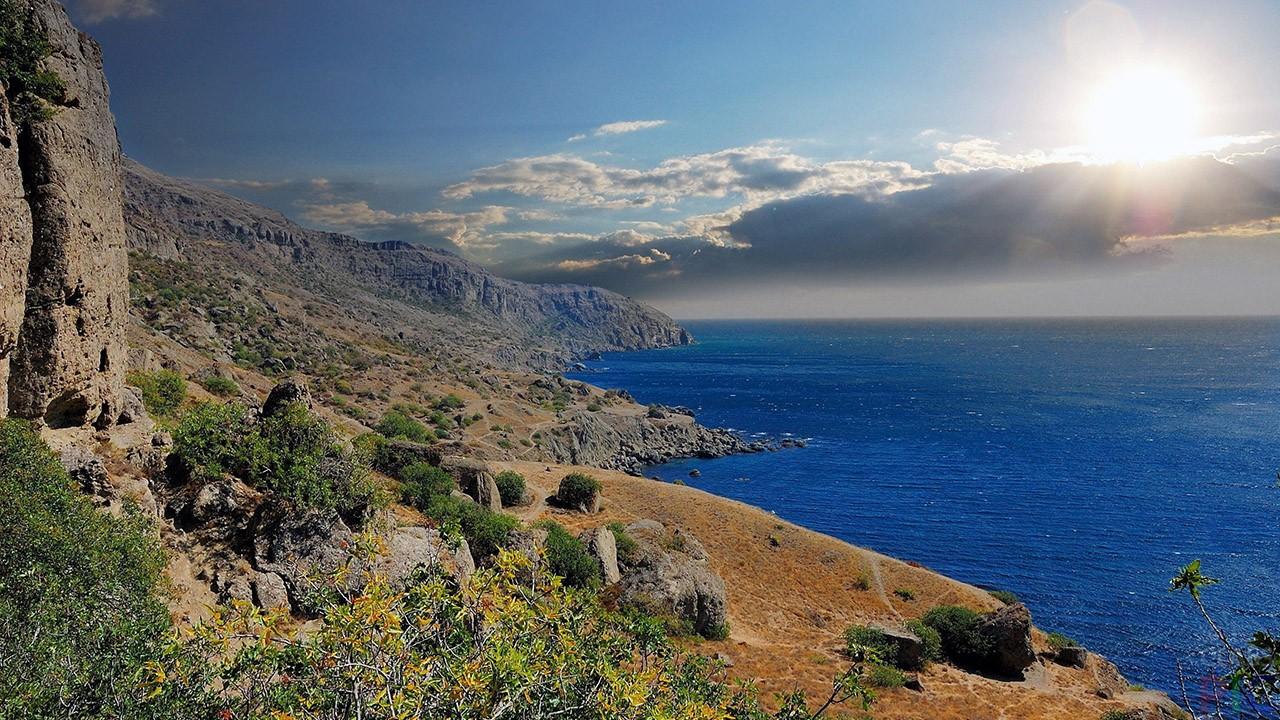 Горы Крыма (31 фото)