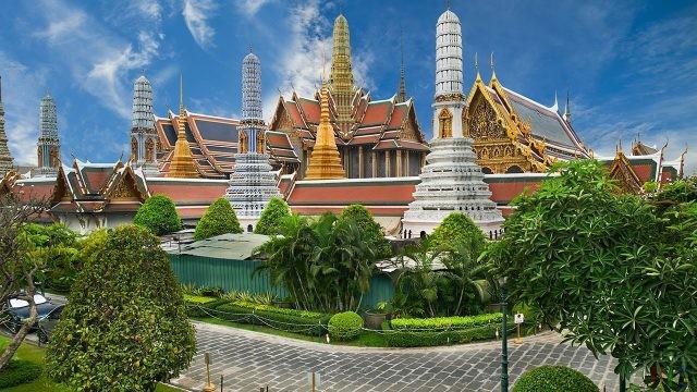 Фото достопримечательностей Таиланда
