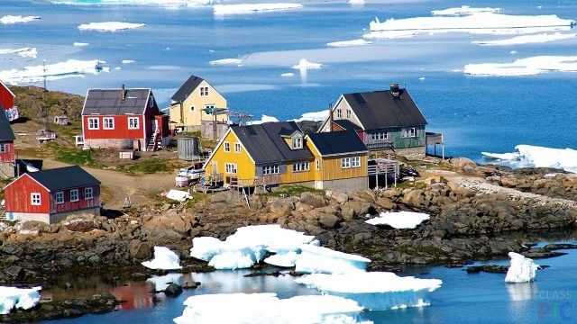 Гренландия (31 фото)