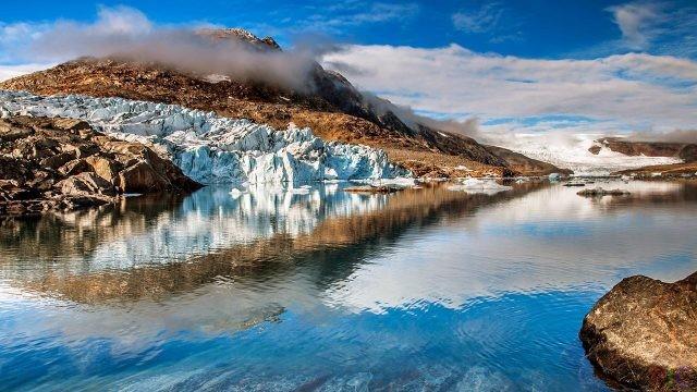 Фото Гренландии