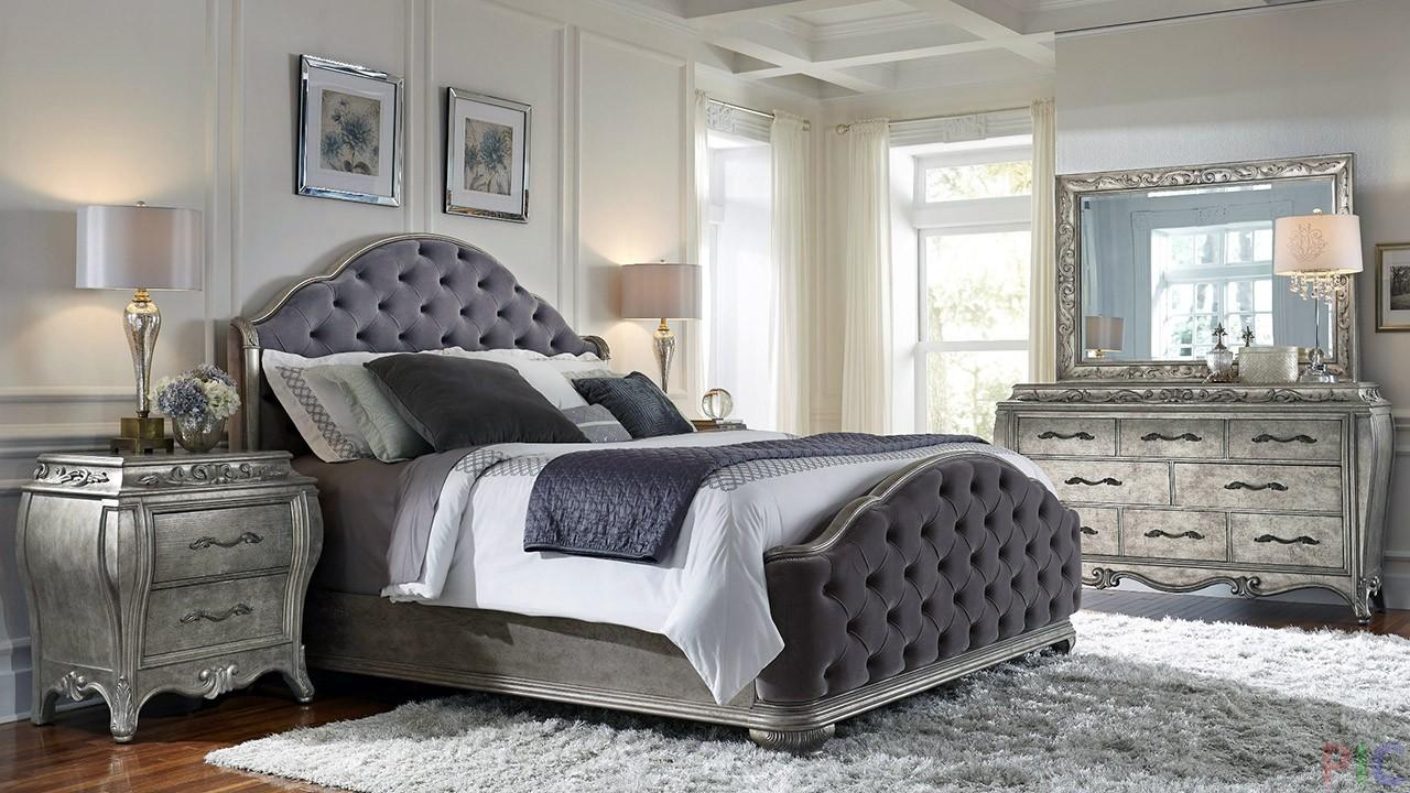 Дизайн интерьера спальни (35 фото)