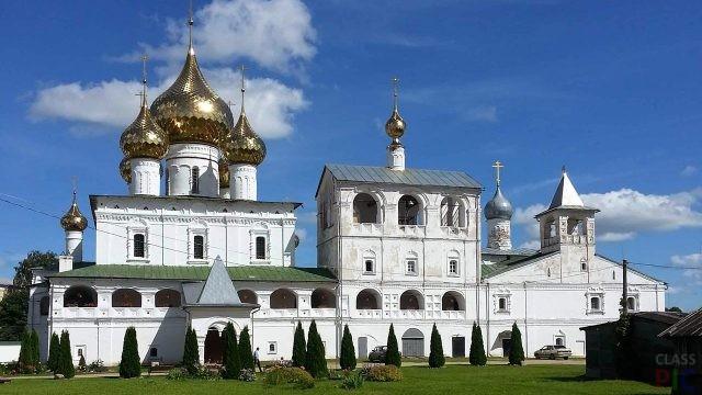 Храмы Золотого кольца России (42 фото)