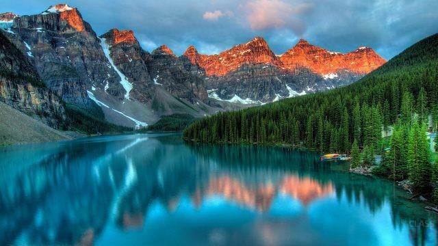 Красивое озеро (52 фото)
