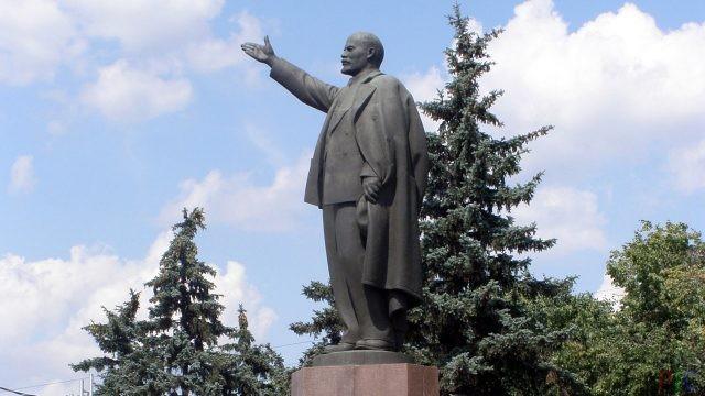 Памятник Ленину (95 фото)