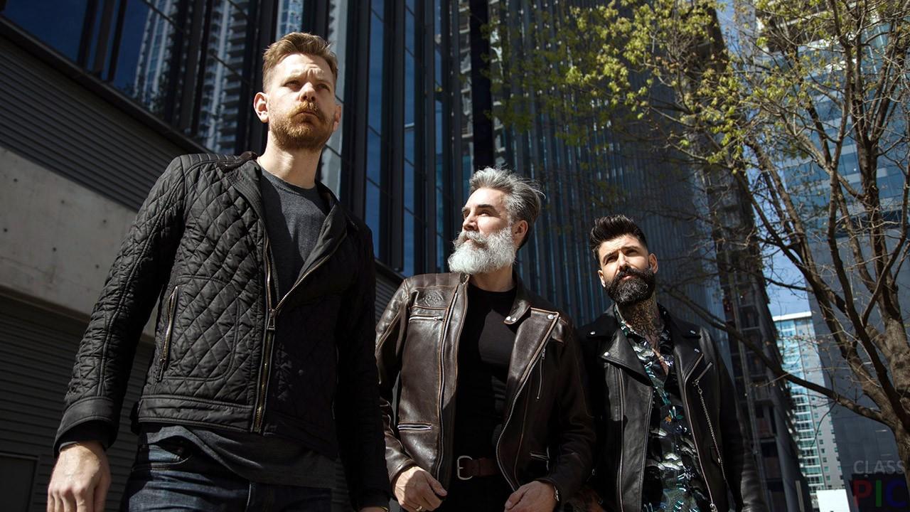 Мужчины с бородой (32 фото)