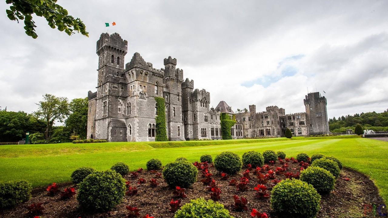 Ирландия (34 фото)