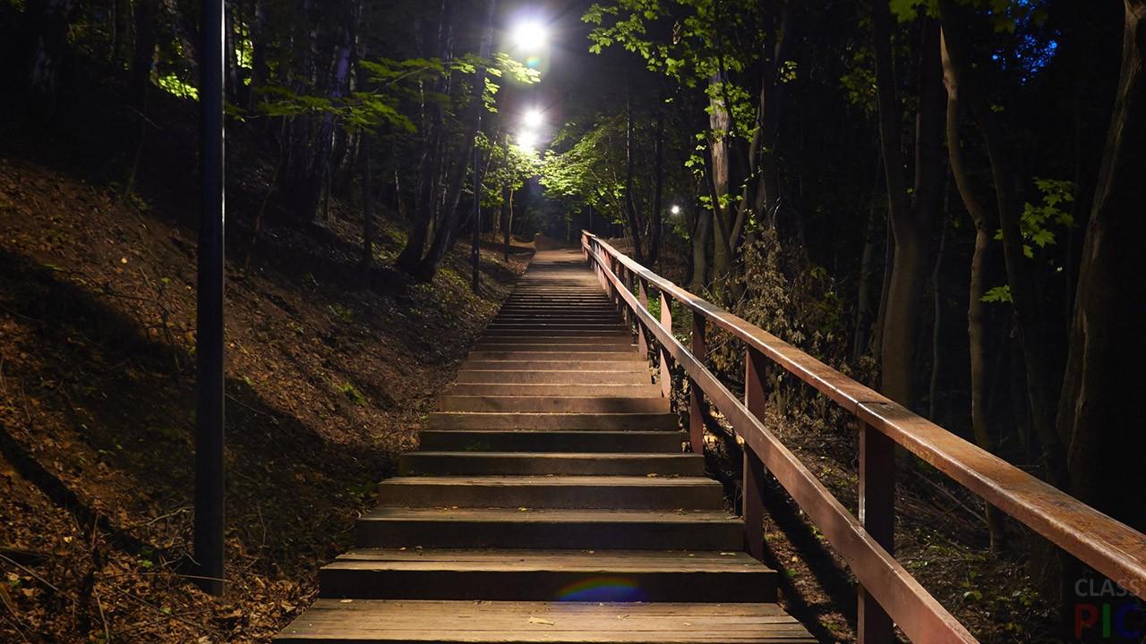 картинки в барнауле светящиеся лестницы на гору фото