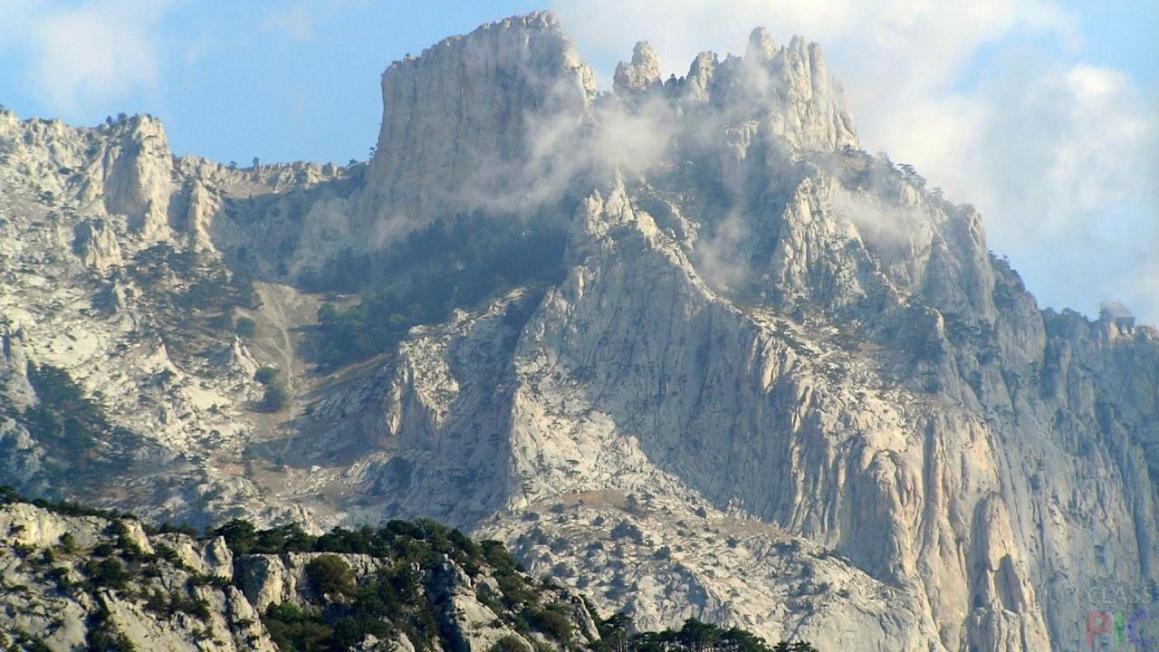 Гора Ай-Петри (23 фото)