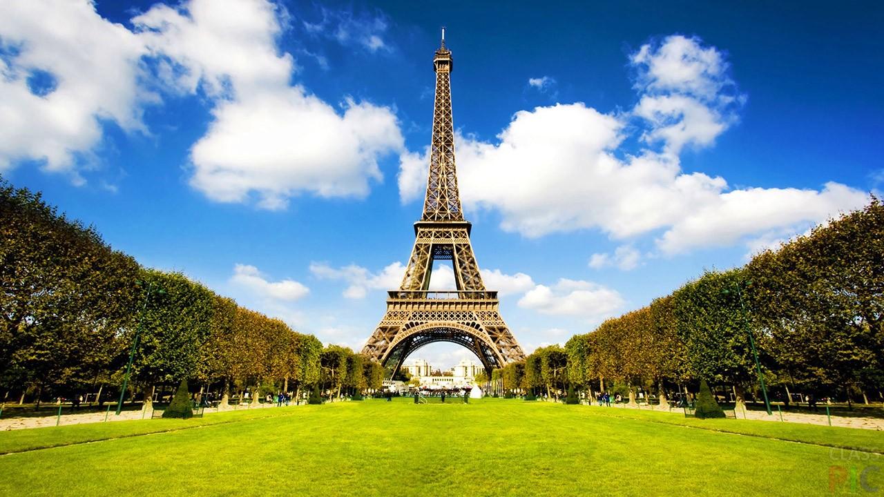 Эйфелева башня (34 фото)