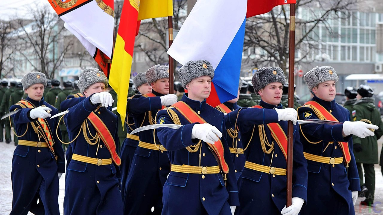 Защитники Отечества (36 фото)