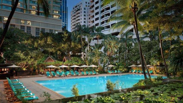 Фото отелей Таиланда