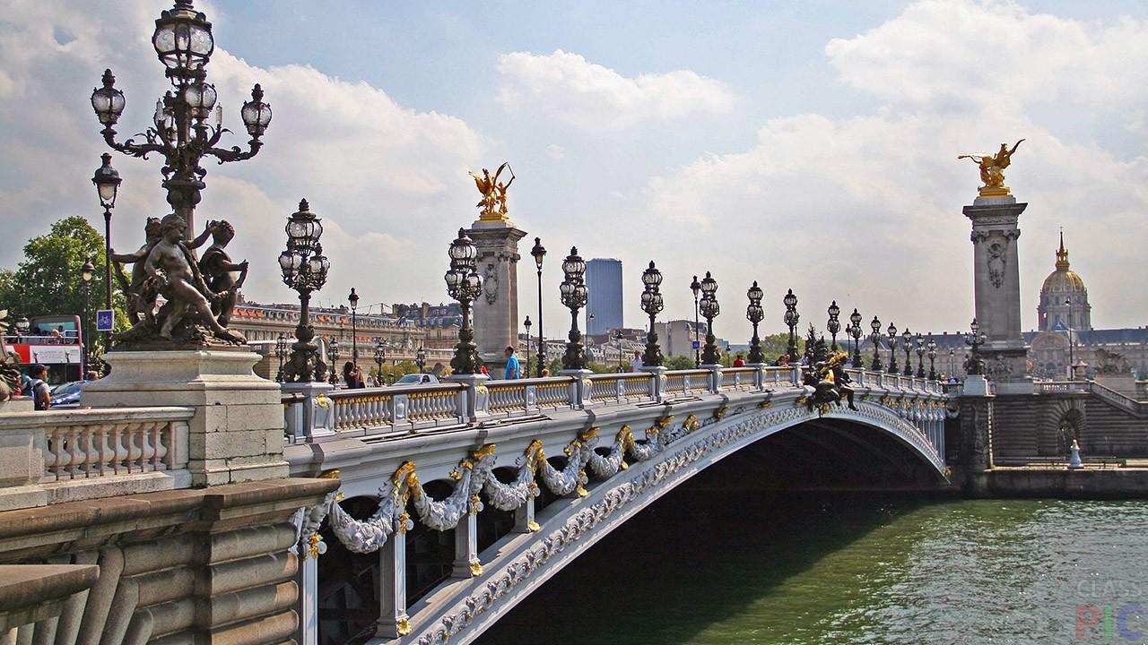 Самые красивые мосты (47 фото)