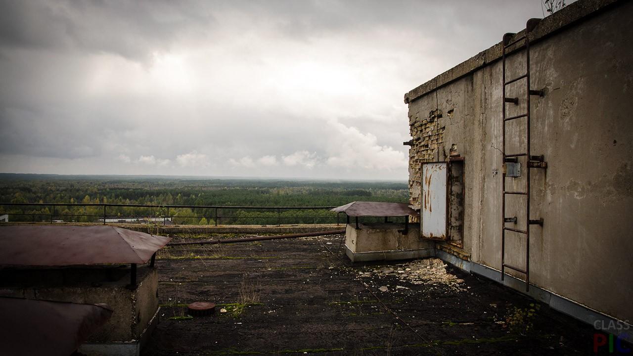 чернобыль картинки на зданиях поняла