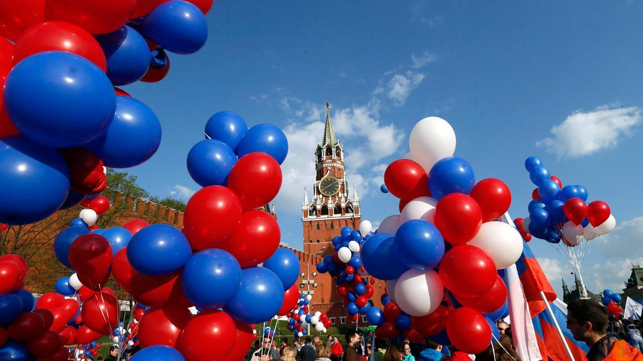 День России (34 фото)