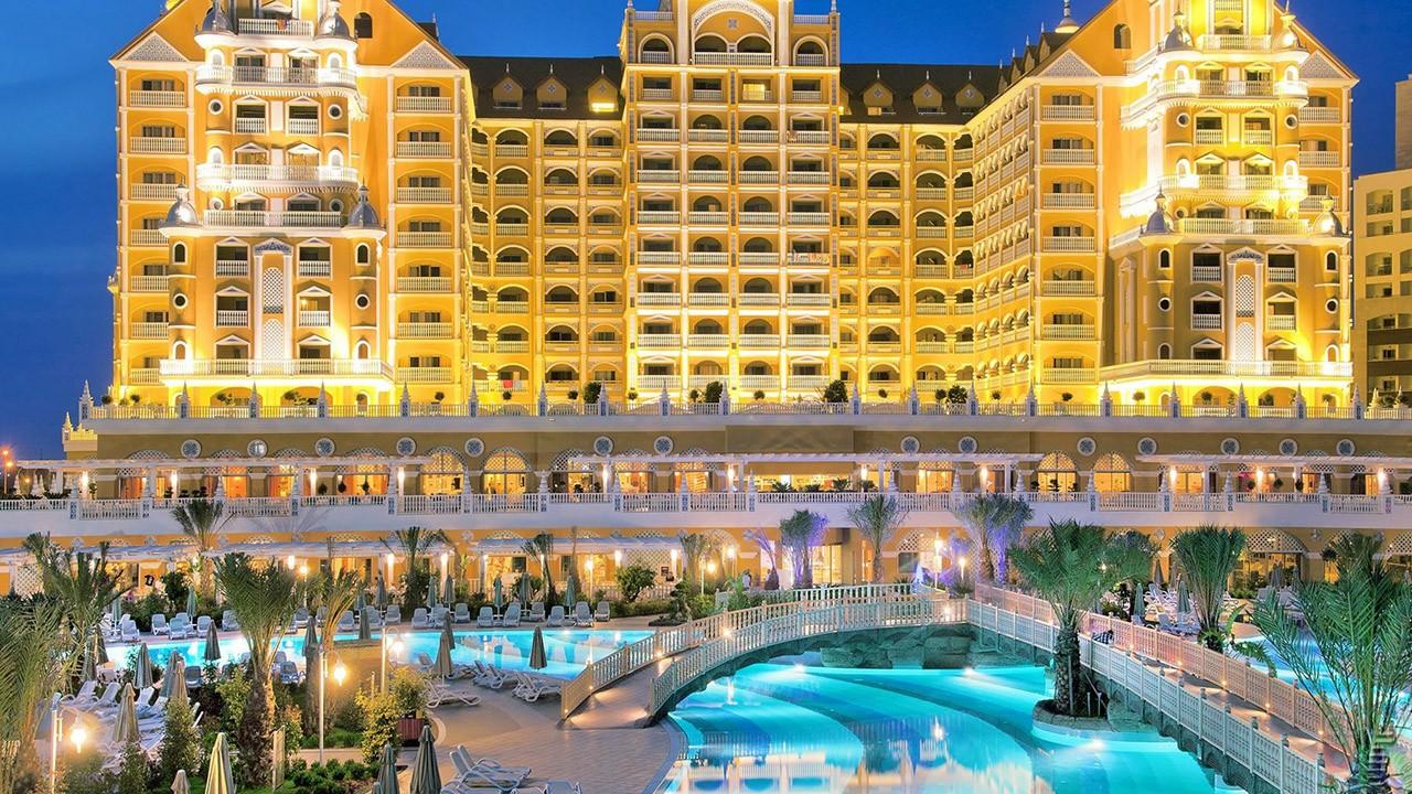 пяти звездочный отель картинки в турции тельная