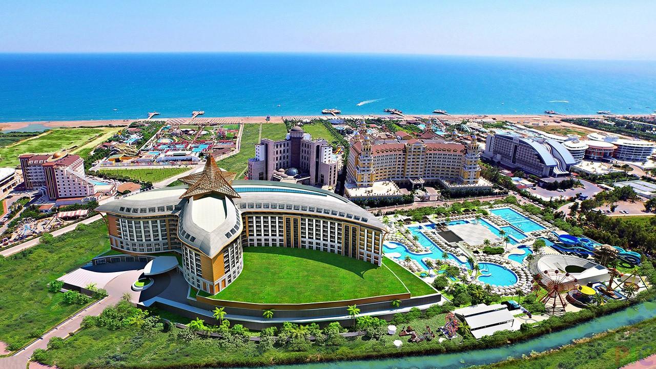Фото отелей Турции