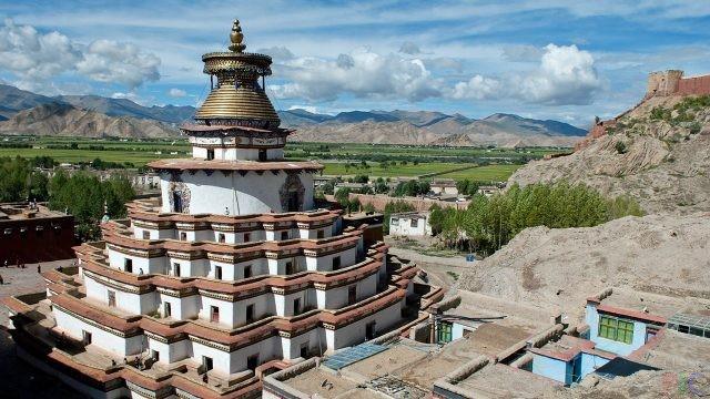 Тибет (32 фото)