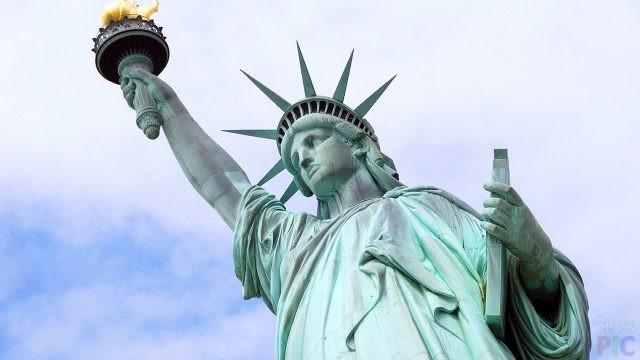 Статуя свободы (29 фото)