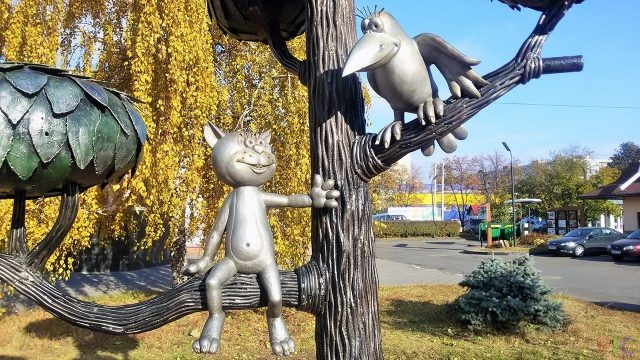 Памятники Воронежа (90 фото)