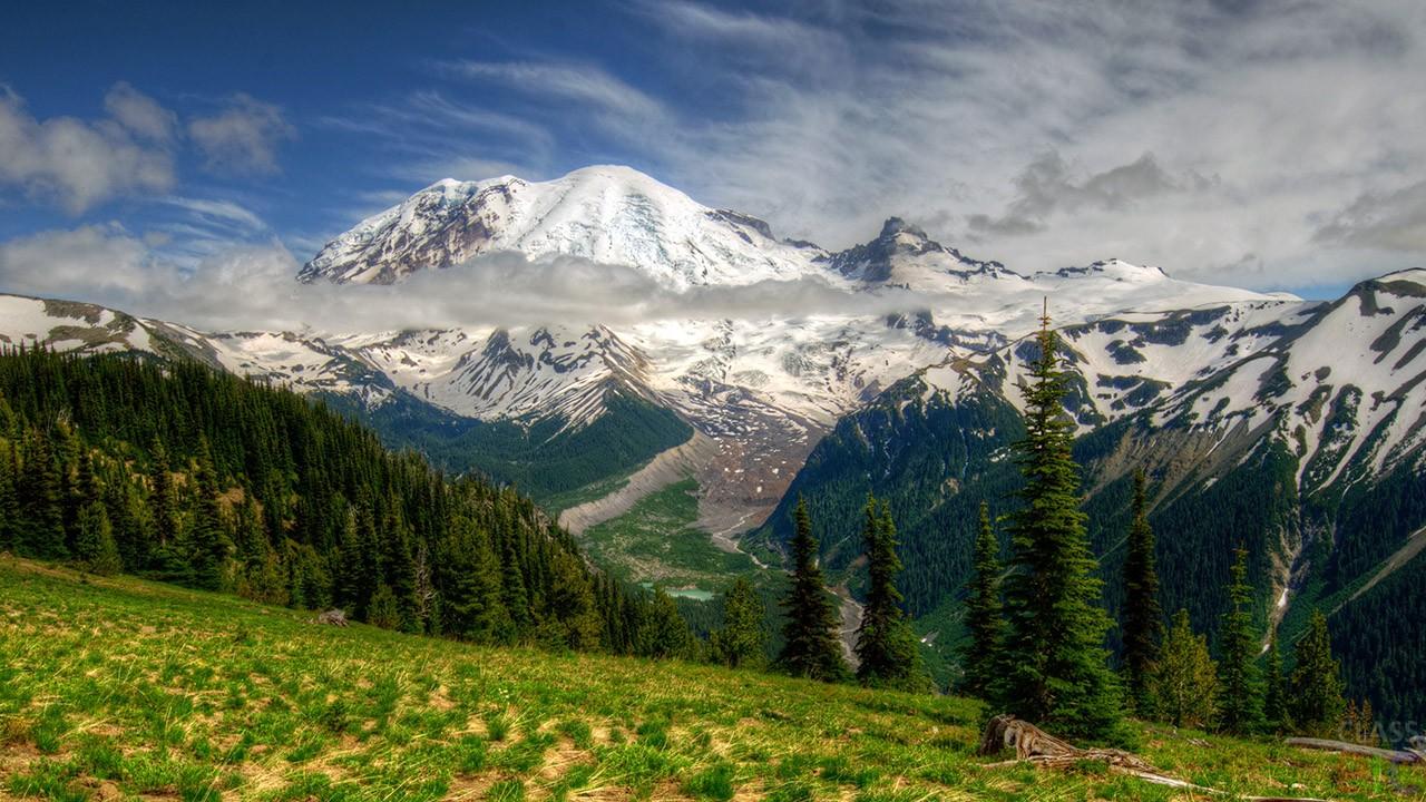 Горы Кавказа (29 фото)