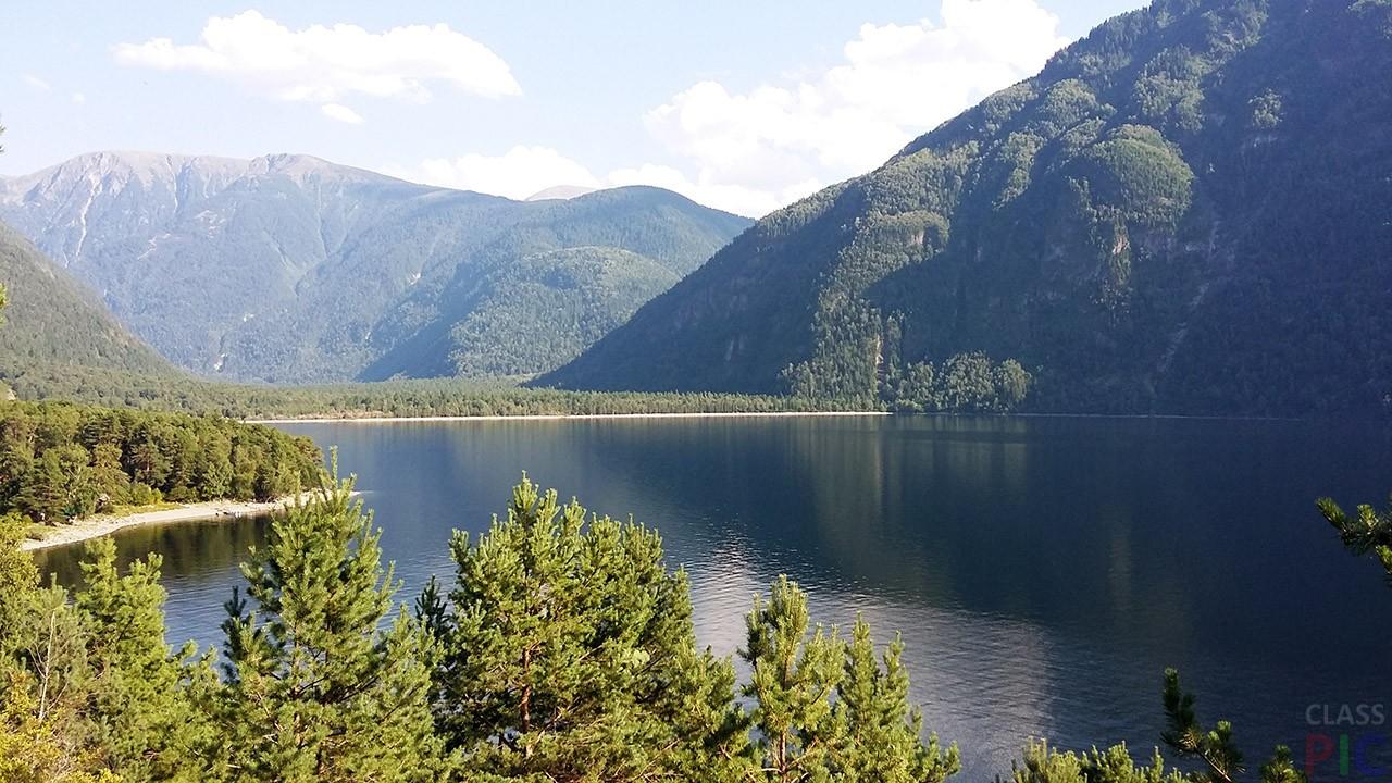 Телецкое озеро (34 фото)