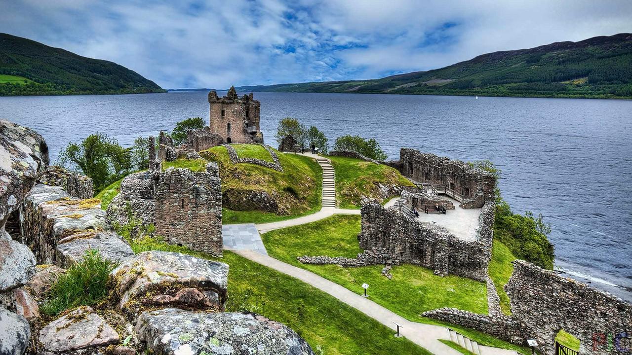 Шотландия (33 фото)