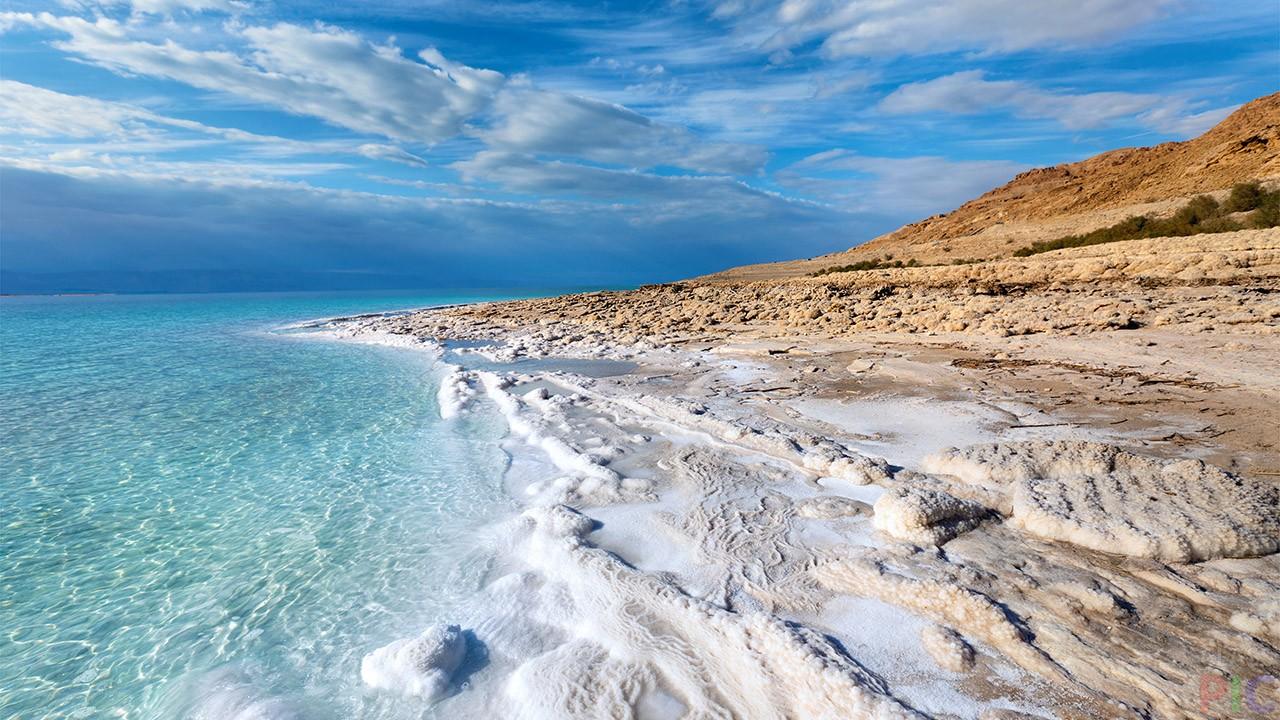 Мёртвое море (29 фото)