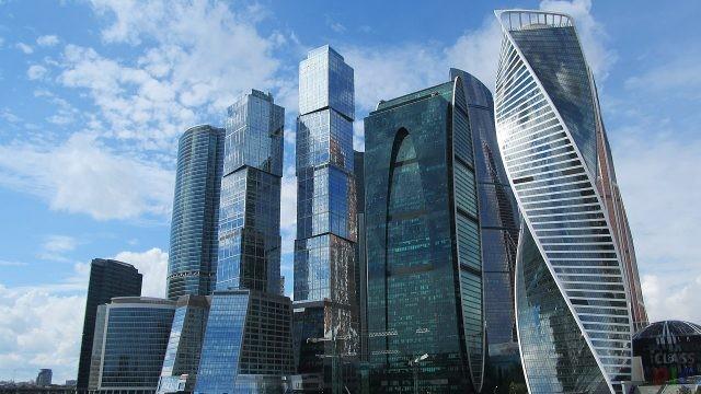 Москва-Сити (38 фото)