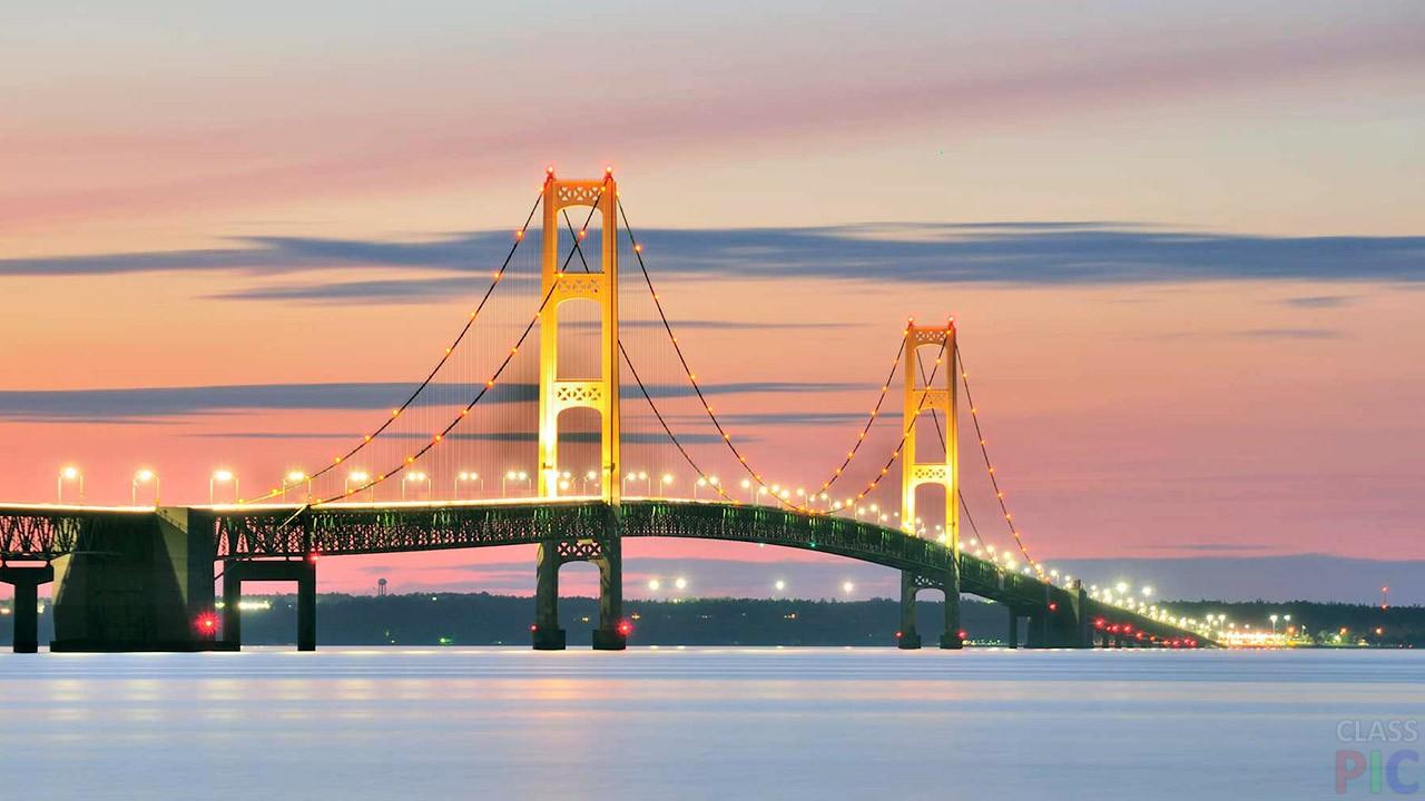 Подвесной мост (38 фото)