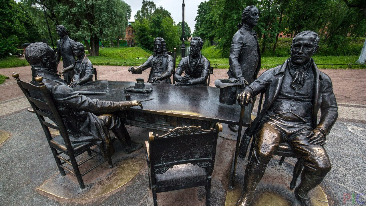 Памятники Санкт-Петербурга (42 фото)