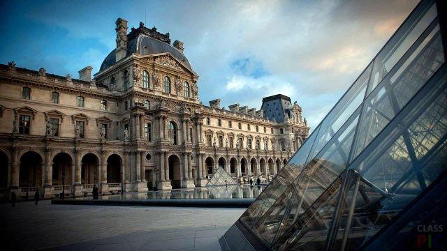 Лувр (36 фото)