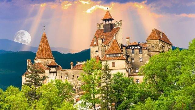 Трансильвания (34 фото)