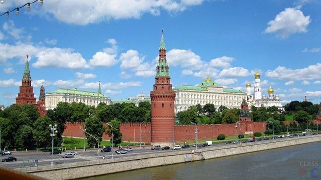Московский Кремль (42 фото)