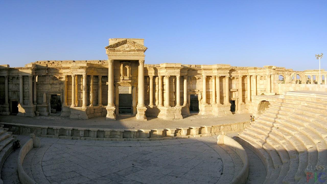 Пальмира (32 фото)