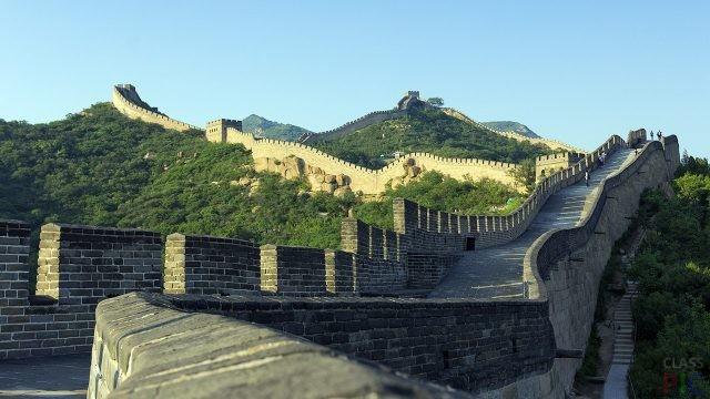 Великая Китайская стена (28 фото)