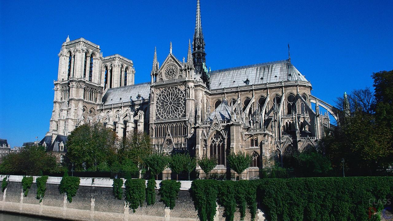 Собор Парижской Богоматери (34 фото)