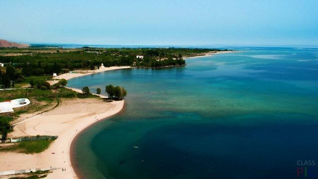 Озеро Иссык-Куль (38 фото)