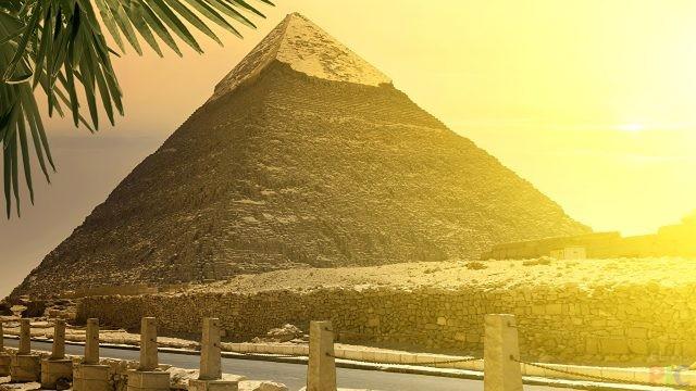 Пирамида Хеопса (33 фото)