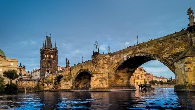 Карлов мост (33 фото)