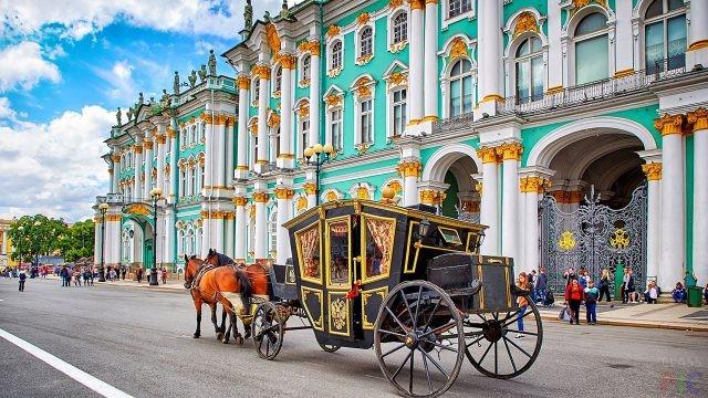 Зимний дворец (34 фото)
