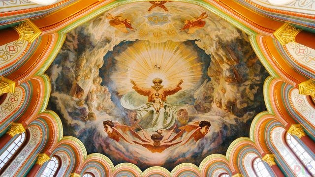 Храм Христа Спасителя (29 фото)