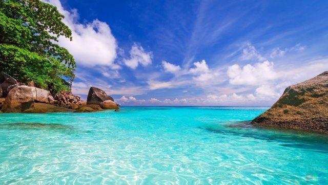 Симиланские острова (27 фото)