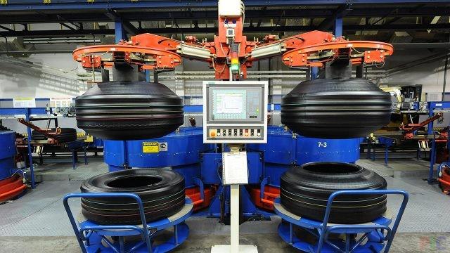 Шинный завод (36 фото)