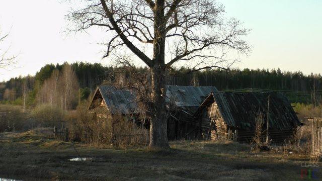 Заброшенные деревни (38 фото)