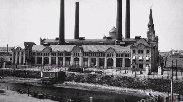 Старые заводы (31 фото)